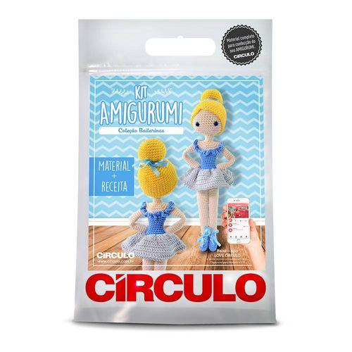 Kit Fofurice Amigurumi Círculo S/A   Menor preço com cupom   500x500